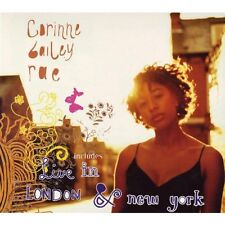 Corinne Bailey Rae - Gift Pack (Live in London & New York) (2CD+DVD) SEALED