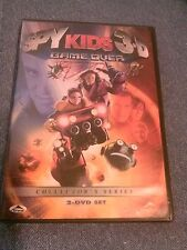 Spy Kids 3: Game Over DVD  2-D Version 2004 (COMES WITH ONLY 1 DISC) Plays great