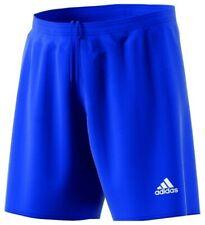 Adidas Parma 16 ClimaLite Boys Football Shorts Kids Sports Short S M L XL