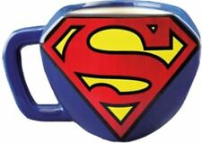 SUPERMAN SHAPED CERAMIC MUG PALADONE DC WONDER WOMAN JUSTICE LEAGUE MOVIE