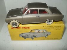 FRENCH DINKY No 559 FORD TAUNUS EXCELLENT PLUS VNMINT IN NR EXCELLENT CARDED BOX