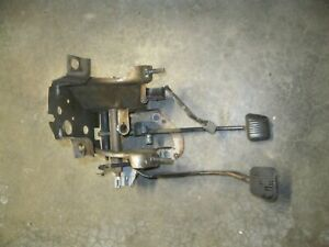 79 82 1993 Ford Mustang Manual Clutch Brake Pedal Assembly T 5 Cobra GT Steeda