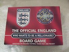 The Official England Football Teams Who Wants To Be A Millionaire
