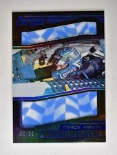 2017 Panini Torque Track Vision Blue #2 Jimmie Johnson /99 - NM-MT