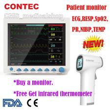 Usa Fedex Cms8000 Icu Ccu Patient Monitor Vital Signs Monitor Multiparameter