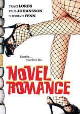 USED DVD- NOVEL ROMANCE - Traci Lords, Paul Johansson, Sherilyn Fenn, Mariette H