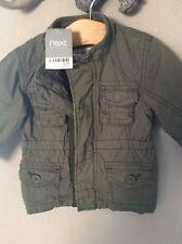 Next Boys' Coats, Jackets & Snowsuits (0-24 Months)
