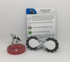 Heroclix - Spider-Man 054 - Amazing Spider-Man - Chase W/ Card