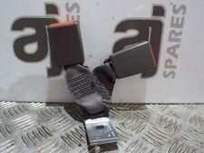 JAGUAR XF PORTFOLIO 2.2 AUTOMATIC 2012 PASSENGER AND CENTRE REAR BELT BUCKLES