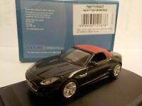Model Car, Jaguar F type, Black, 1/76 New