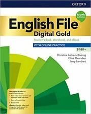 ENGLISH FILE DIGITAL GOLD B1-B1+ PACK  - LATHAM-KOENIG CHRISTINA, OXENDEN CLIVE