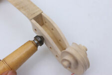 Luthier tool peg hole Rotary file Violin making tool Wooden Handle