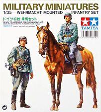 Tamiya 35053 Ger. Mounted Infantry 1/35