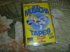 LOT CASSETTE TAPE RARE THE MUSACHA TAPES FEATURING BIG ANT & LIONEL 1994 ADVISOR