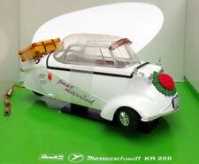 Revell 1/18 Scale Model Car 08971 - Messerschmitt KR 200 - White