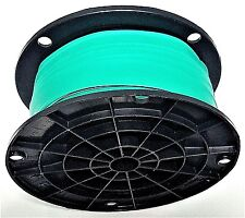 """25' Feet GREEN 1/2"""" Polyolefin 2:1 Ratio Heat Shrink Tubing Wire Cable"""
