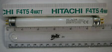 Hitachi F4T5CW T5 4 Watt Cool White FLUORESCENT TUBE - Brand New CE Marked Bulb