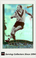 1996 Select AFL Trading Card Series 1 Legend Card Bob Skilton (South Melbourne)