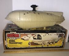 1982 Vintage Kenner STAR WARS Rebel Transport Vehicle With Box