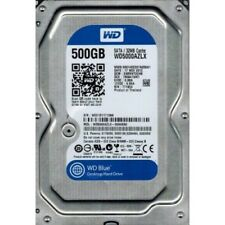 """500GB HDD SATA 32MB Cache 3.5"""" WD Blue Internal Hard Drive with OSX if Required"""
