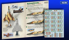 """Print Scale - 72-202 - Decal for Iranian F-4 """"Phantoms"""" - 1:72   *** NEW ***"""