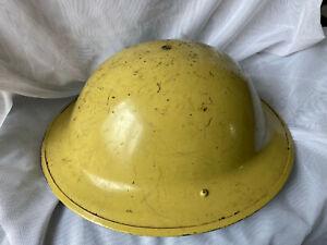 WW2 Brodie Helmet mk iii desert camo