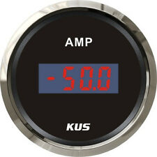 52mm KUS ±50A digital AMMETER CEAR-BS±50 (SV-KY26004) with current shunt unit
