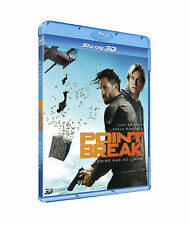 Point Break (3D Blu-Ray) [Danish Import] BLU-RAY NEW