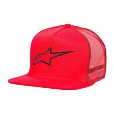 Chapeaux rouge Alpinestars pour homme