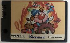 Konami MSX Circus Charlie Vintage W/O Box MSX EUC Japan 1984