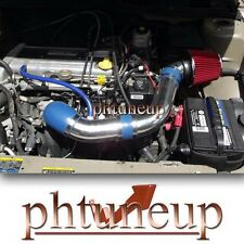 2002 2003 2004 2005 CHEVY CAVALIER 2.2 2.2L AIR INTAKE KIT(ECOTEC ONLY) BLUE RED