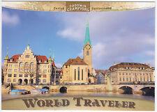 Zurich , 2012 , Upper Deck , Goodwin Champions , World Traveler , #WT8