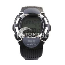 Heart Rate Watch Pulse Monitor Wrist Water Resistant 30m No Chest Strap Required