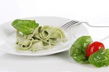 Bio Grüne Erbsennudeln Campanelle, vegan,verpackt in Papiertüten