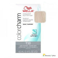 Wella Color Charm Liquid Hair Toner 1.42 oz (Choose from 11 colors)