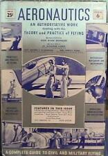 1940 AERONAUTICS THEORY & PRACTICE OF FLYING MOCKLER VG