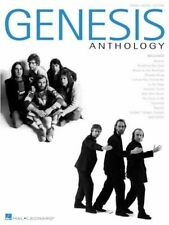 Genesis Anthology Sheet Music Piano Vocal Guitar Songbook 000306370