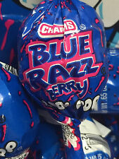 Charms Blow Pop Blue Razzberry Lollipops 15oz SUPER SAVER (approx 21ct)