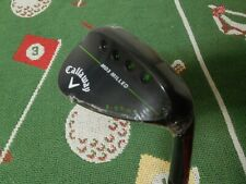 New Callaway MD3 Milled Gap Wedge (52*) / Bounce (10) / S-Grind/ Matte Black