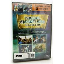 Magical Adventures Collection: Percy Jackson and 3 more! DVD Region 2 NEW SEALED