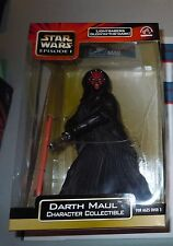 "1998 Star Wars Darth Maul 9"" Character Collectible Figure new Unopened Mimb"