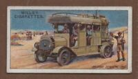 WWI Truck Mounted Searchlight British South West Africa c1915 Trade Ad Card