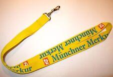 Münchner Merkur Schlüsselband Lanyard NEU (A43)