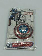 Marvel Avengers Captain America High Quality Shield Key Chain