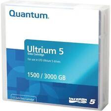 Lecteurs de bandes et cartouches Quantum lto-5