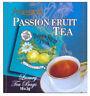 Mlesna Passion Fruit Tea Flavored Ceylon Tea in Luxury Tea Bags