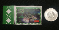 Transnistria - Authentic Unused Stamp & Uncirculated Coin  Educational Gift.