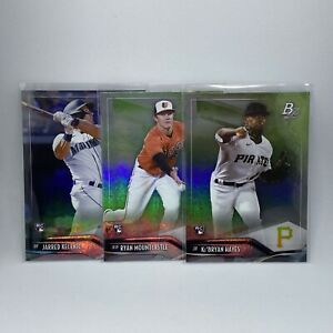 2021 Bowman Platinum Baseball Cards You Pick Complete Your Set Rookies Stars 🔥