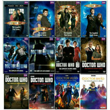 Doctor Who: Complete Series Season 1-12 (DVD Set)