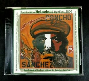 PUERTO RICO HEINEKEN JAZZ FEST 2005 TRIBUTE PONCH SANCHEZ -  CD